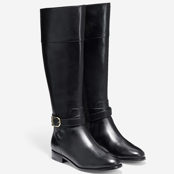Cole Haan Shoes - Cole Haan Catskills Boot - Extended Calf